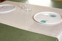 <!--:it-->Tovaglia runner Chablis<!--:--><!--:en-->Chablis runner table cloth<!--:-->